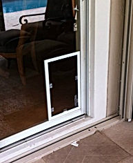pet door installation