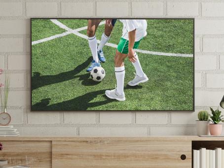 De Beste TV's Voor Sport Te Kijken