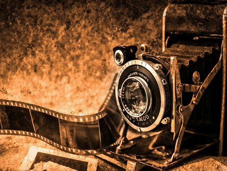 How to identify old negatives and photographs