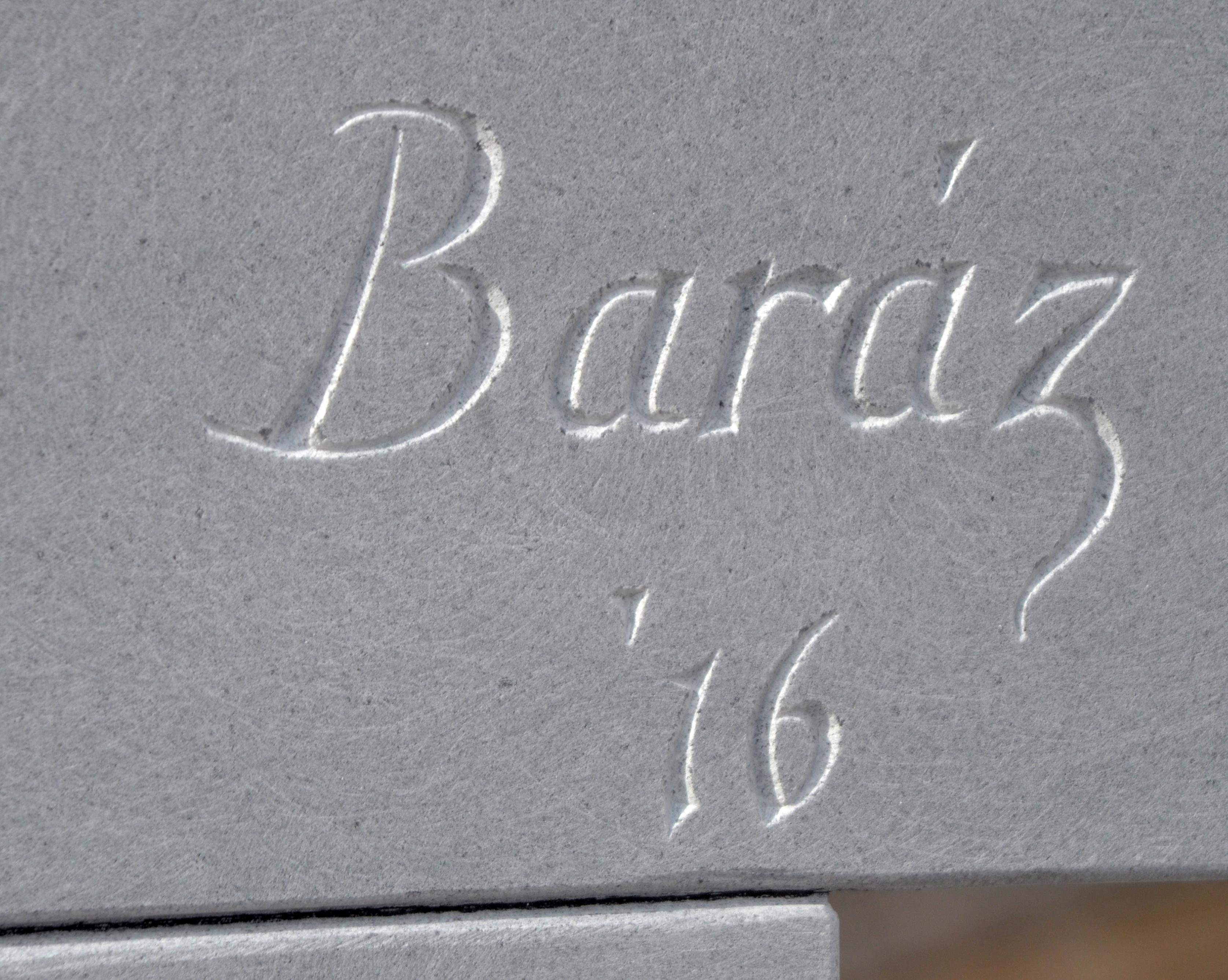 Signature Tamas Baraz