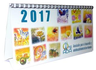 Catálogos Solidarios de la ONG ADA 2017