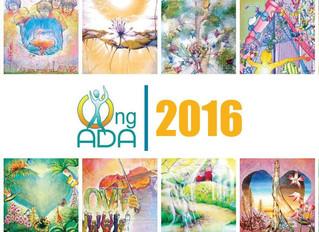 Calendario Solidario ADA 2016