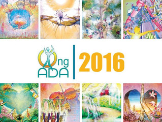 Calendario Solidario ADA 2016