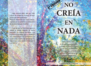 """Tercera edición de """"No Creía en Nada"""""""