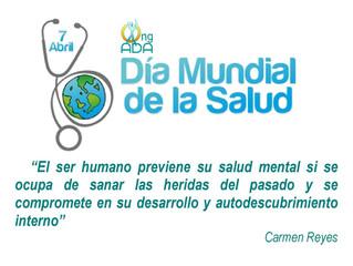 ADA se suma al Día Mundial de la Salud este martes 7 de abril