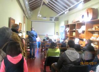 """Presentada """" El Hada Desi"""" en Valleseco..."""
