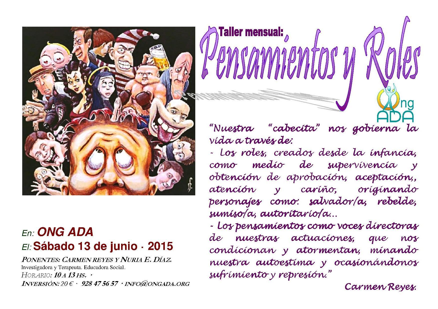 Taller Mensual 2015. Pensamientos y Roles _Sede_ RED.jpg