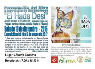 Nueva publicación de Carmen Reyes en Librería Canaima.
