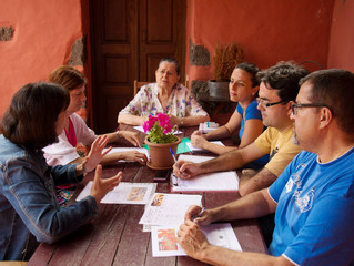 Encuentro de Convivencia anual Equipo Vuluntarios.as ADA
