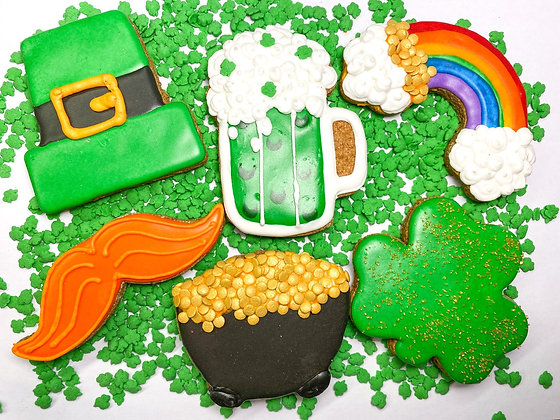 St. Patrick's Day Pack