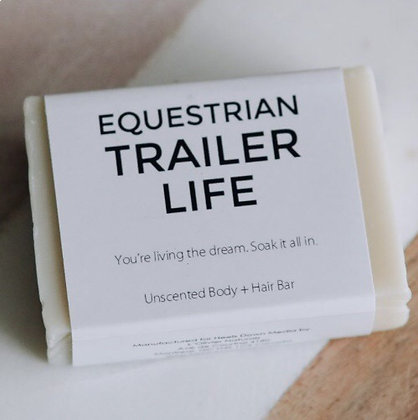 Equestrian Trailer Life – Unscented