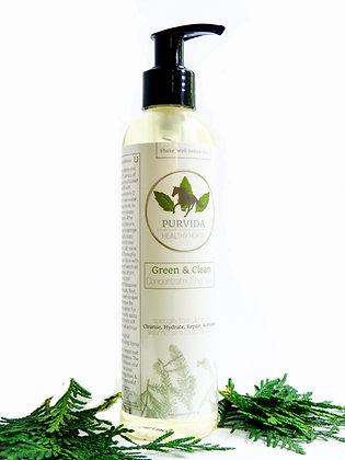 Green N' Clean Concentrated Shampoo