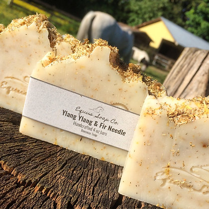 Ylang Ylang & Fir Soap