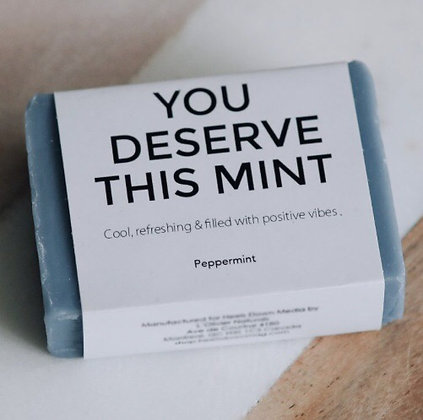 You Deserve This Mint – Peppermint
