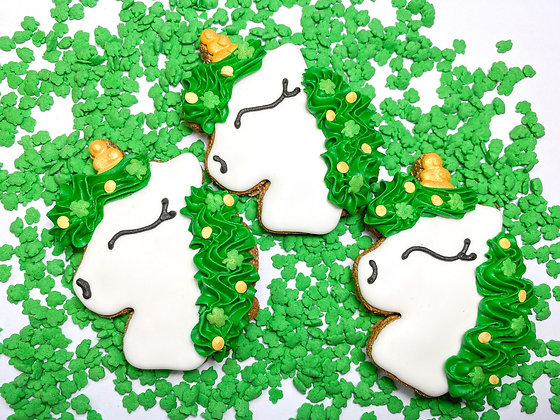 St. Patrick's Day Unicorns