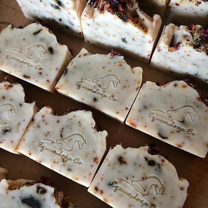Cardamom, Rose & Bergamot Soap