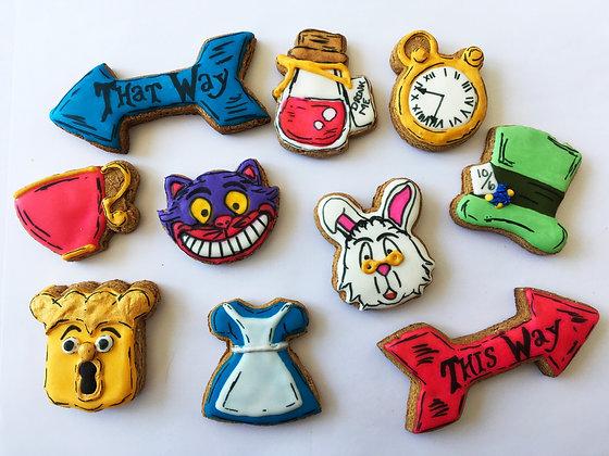 Alice In Wonderland Set