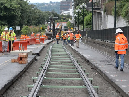 Tacoma Streetcar Extension