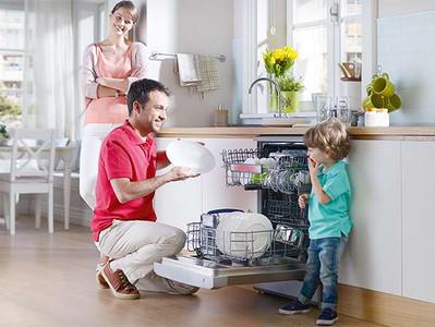 Time Saving Dishwashers
