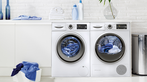 Balay Washing Machine and Dryer