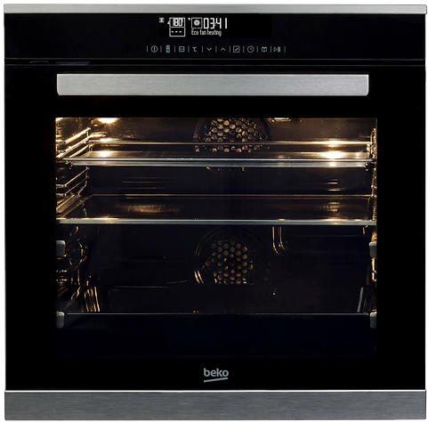 82ltr, Split & Cook Oven with Steam