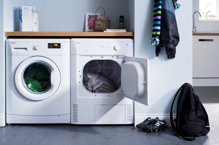 Beko Laundry Room