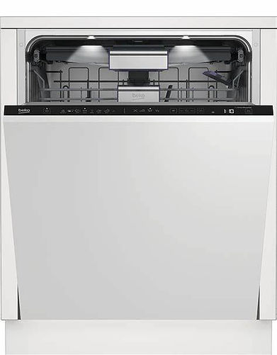 60cm, Dishwasher with AquaIntense®