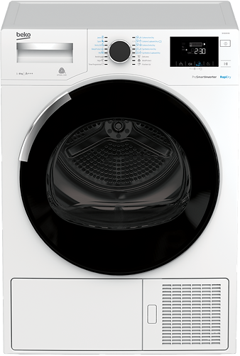 8kg, Tumble Dryer with RapiDry®
