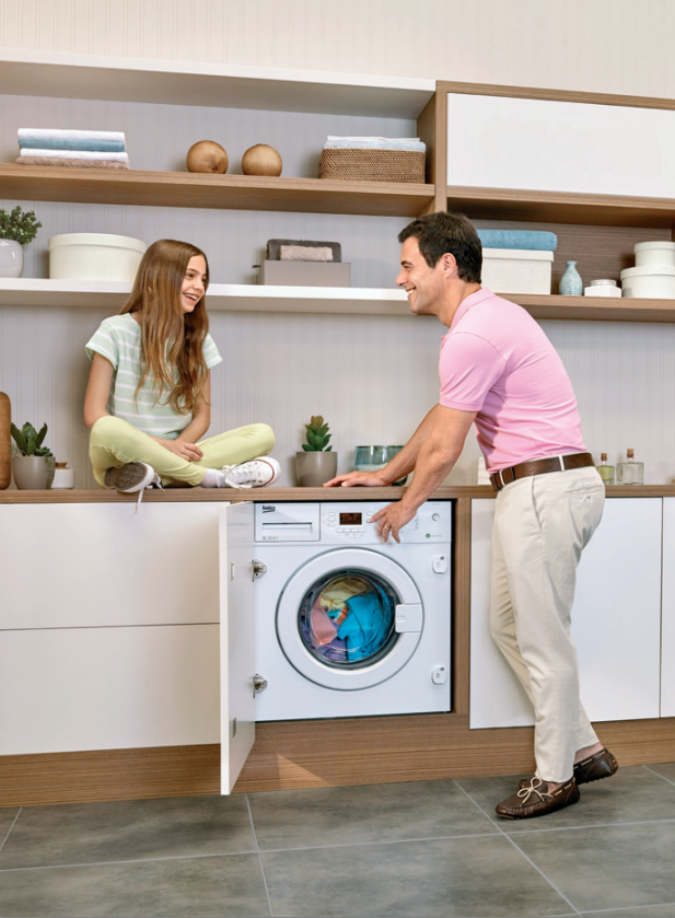 Beko Built-In Washer Dryer