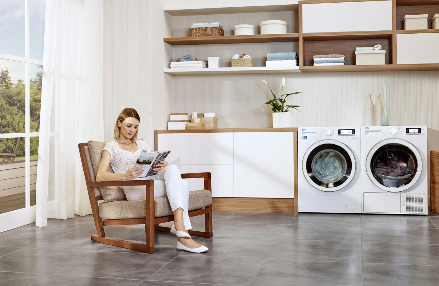Beko Super Silent Laundry