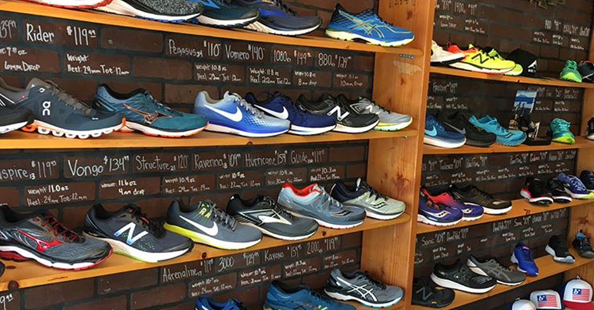 278fc4a311f San Diego s Five Best Running Shoe Stores