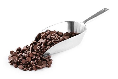 700 gr. CHOCOLATE BITTER 54% SIN AZÚCAR