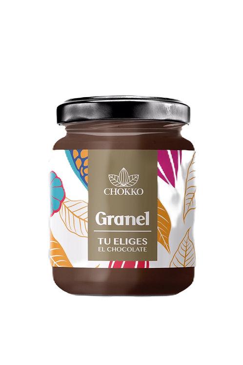 Pasta de avellana (Nutella) Premium 500 gr