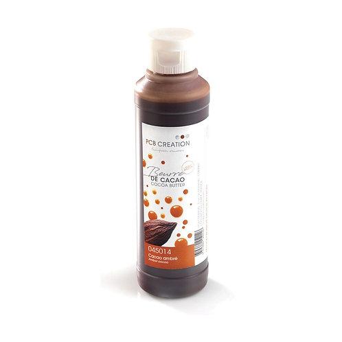 Manteca de cacao ambar cacao natural 200 gr