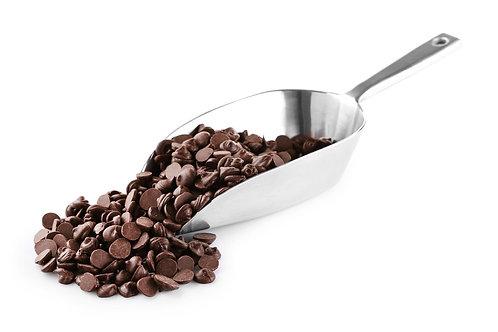 CHOCOLATE BITTER 54% SIN AZÚCAR 10 kg