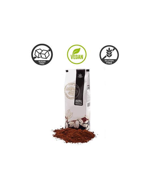 Cacao en polvo Chokko 100% 20-22      500gr