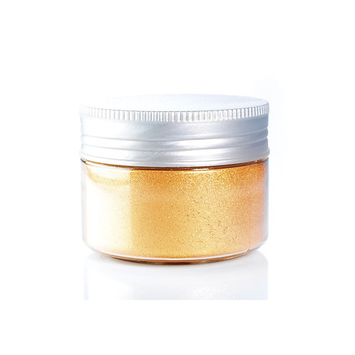 004669 Colorante en polvo Shiny GOLD 15 gr