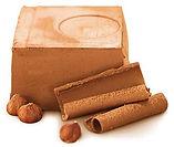Cacao chocolate cobertura mazapán mateca nutella sin azucar