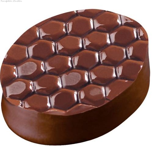 Hoja texturizada para chocolate (unid.)