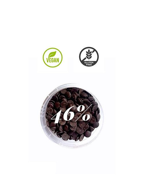Chocolate Bitter 46%  700 gr.