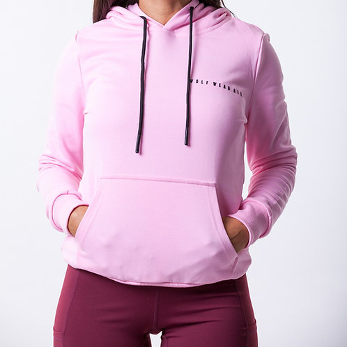 Go-To Hoodie - Baby Pink