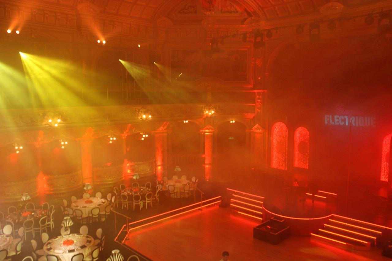 Private Party: Harrogate Halls