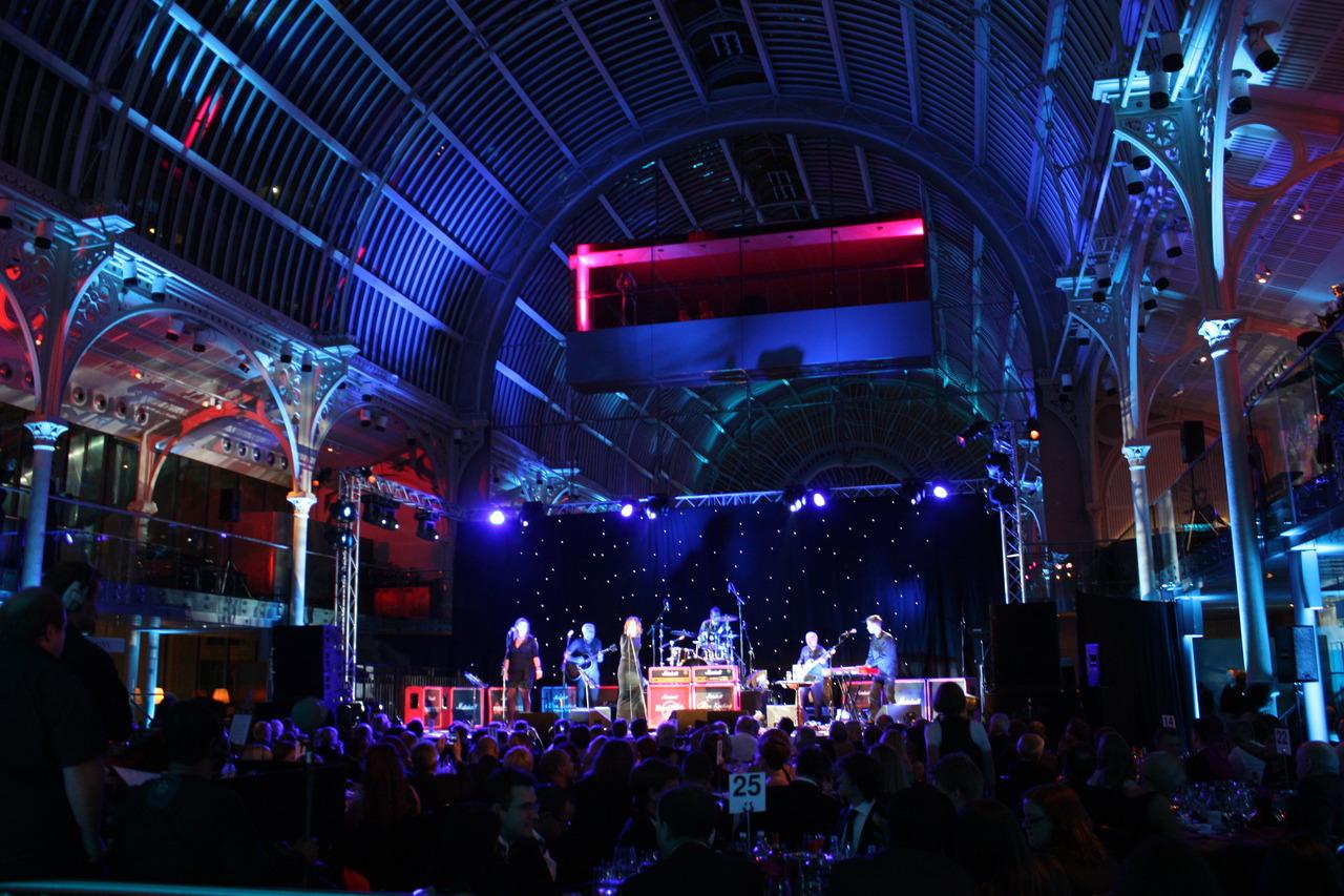 Pinktober, Royal Opera House