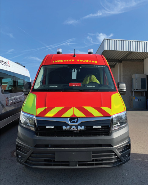 CGDIS / VW Crafter