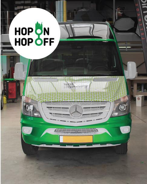 HOP ON HOP OFF / Mercedes Sprinter