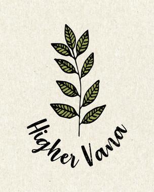 Logo Design for the Youtube channel Higher Vana