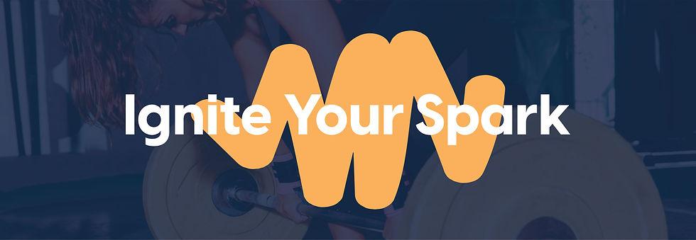 Logo ignite your spark