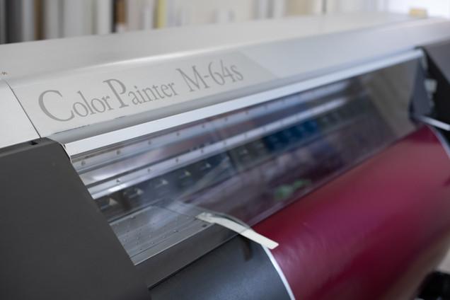 PRINTER / SEICO Color Painter M-64s