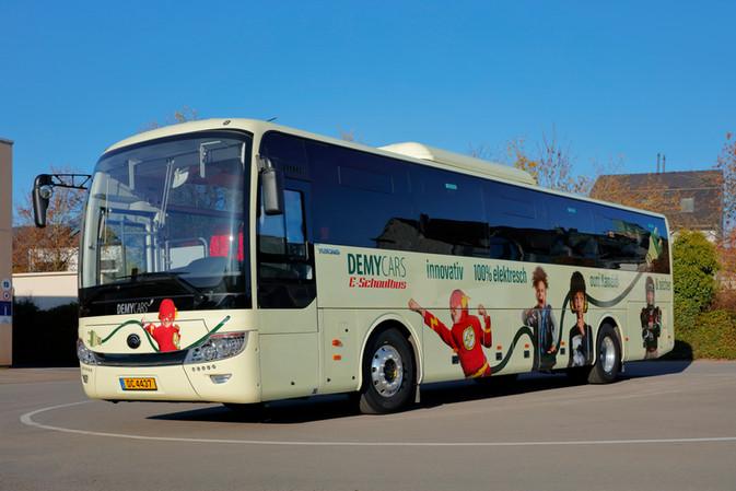 DEMY SCHANDELER - Bus Yutong