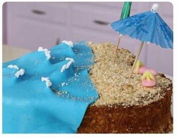 Tatlı Kabaklı Kek